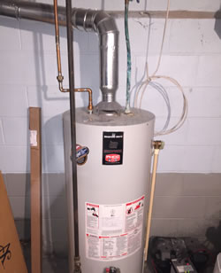 HOT WATER HEATER UPGRADE WEBSTER, NY1