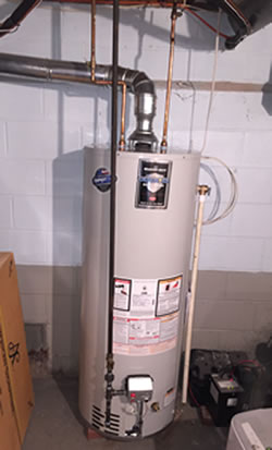 HOT WATER HEATER UPGRADE WEBSTER, NY4