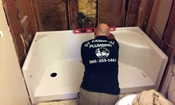 TUB TO SHOWER CONVERSION IN PALMYRA, NY4