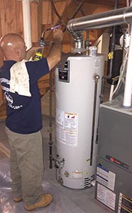 water heater repair webster ny