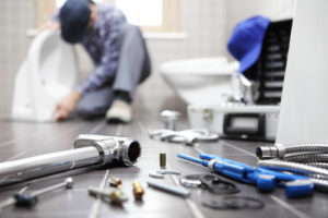 plumbing repair pittsford ny