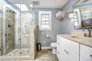 bathroom plumbing in rochester, ny